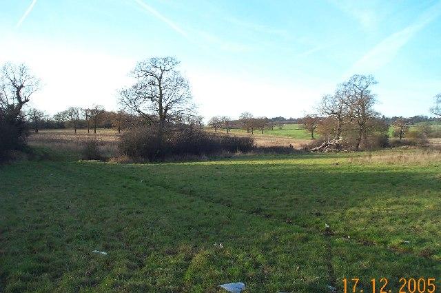 Edgwarebury: Farmland