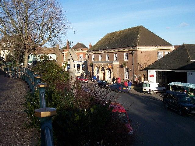 Great Malvern Post Office