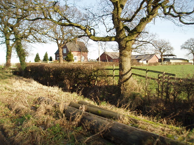 Oak Farm on Blakeley Lane