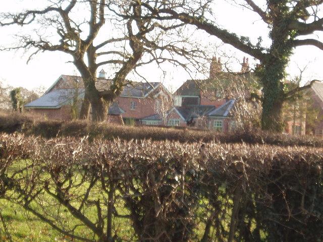 Orrell House Farm, on Ostler's Lane