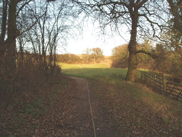 The Bollin Valley Way (Footpath)