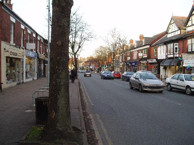 London Road (A34),Alderley Edge