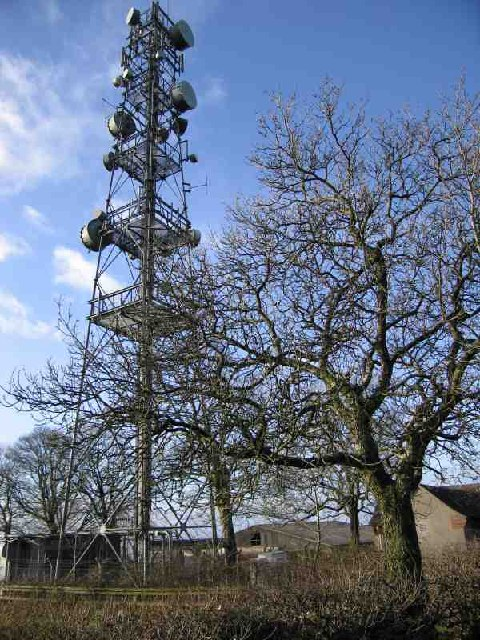 Radio Relay on the Mendips