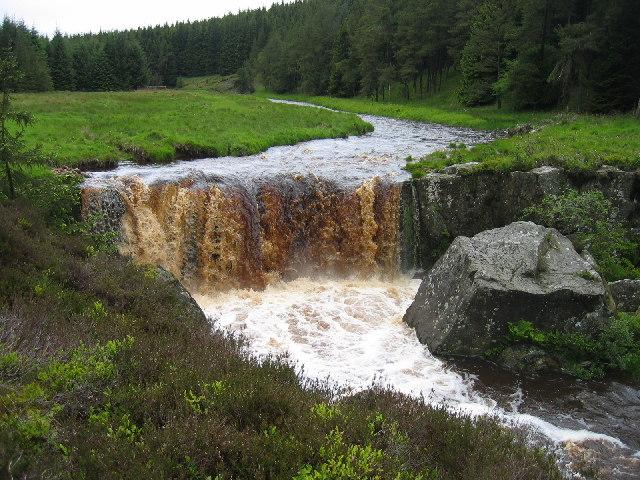 Jerry's Linn (waterfall)