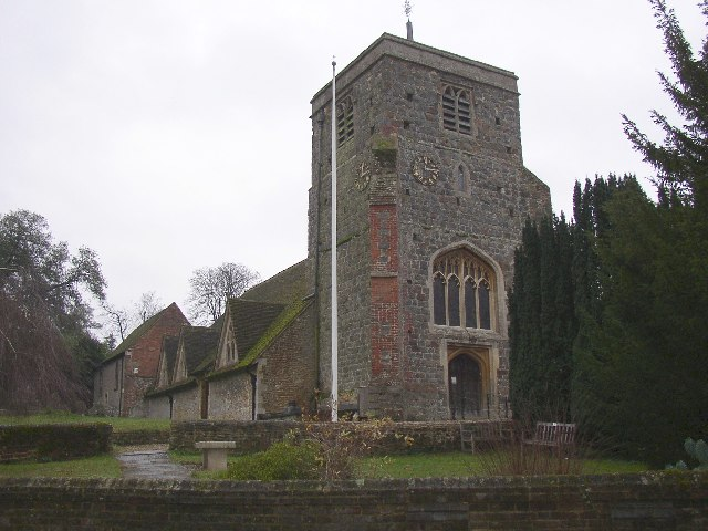 St John Baptist's Church, Puttenham
