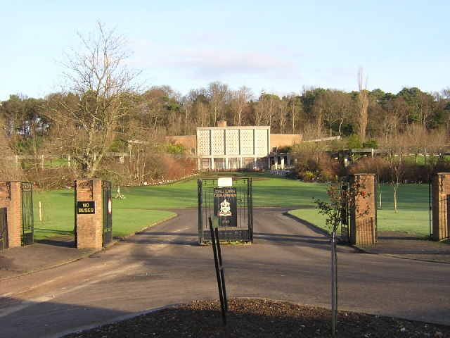 The Linn Crematorium, Glasgow