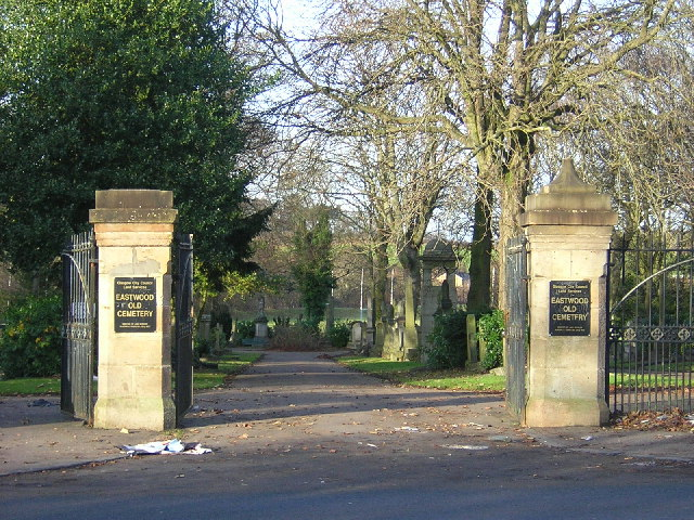 Eastwood Old Cemetery, Glasgow