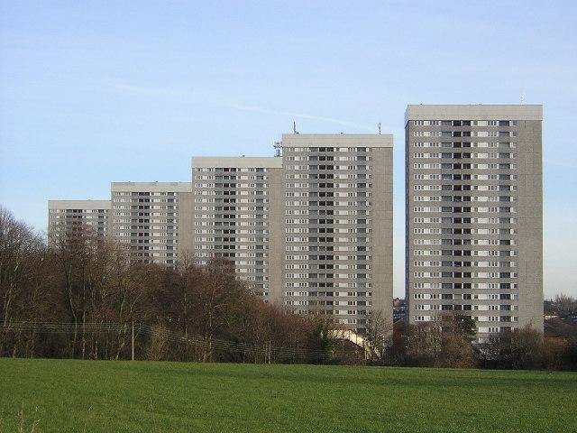 The High Life, Kennishead, Glasgow