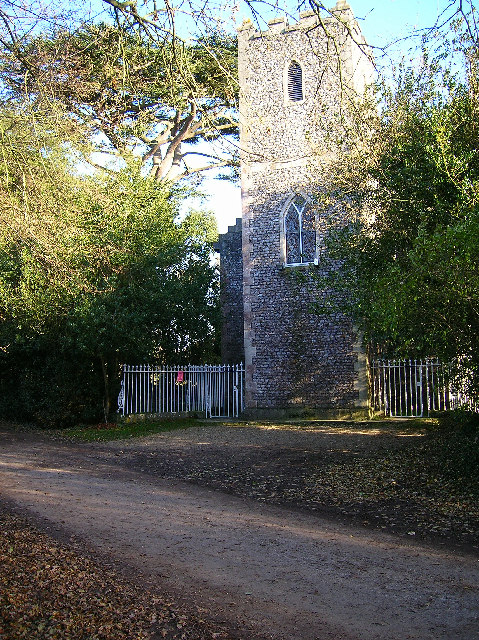 Chapel of St Mary, Sennicotts