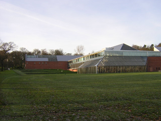 Burrell Collection, Pollok Park, Glasgow