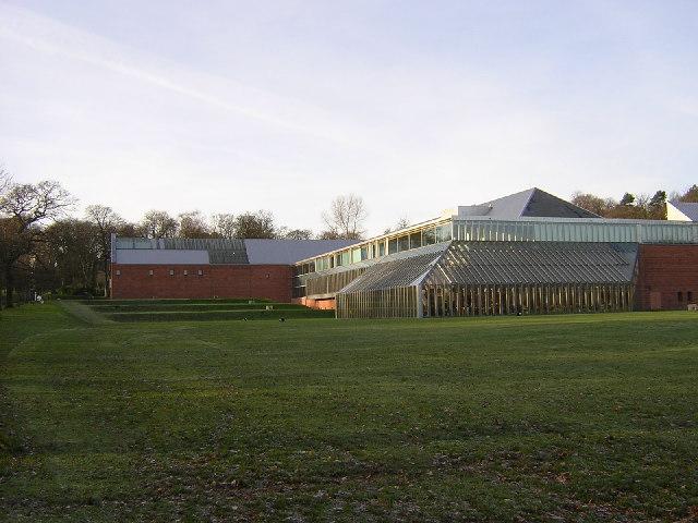 Burrell Collection, Pollok Park, Glasgow