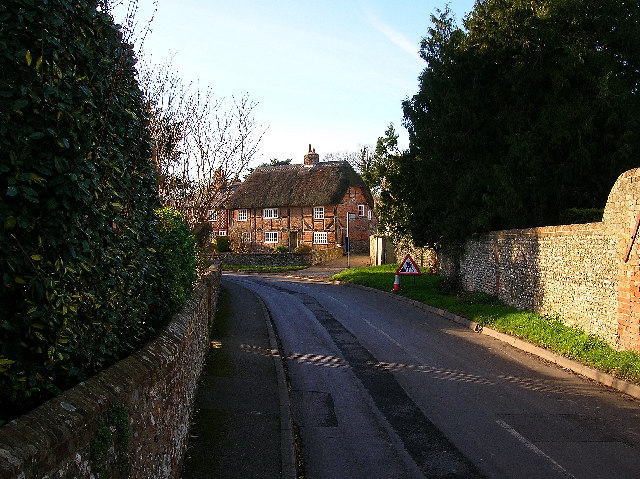 The Thatched House, West Ashling