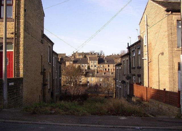 Eleanor Street, Rastrick