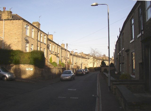 Thornhill Road, Rastrick