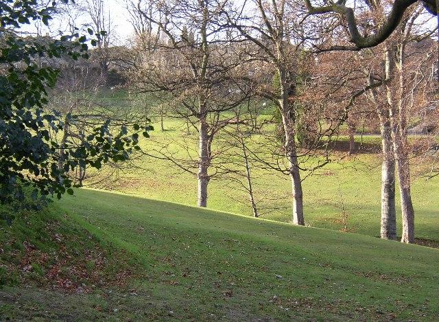 Castle Hill Golf Course, Rastrick