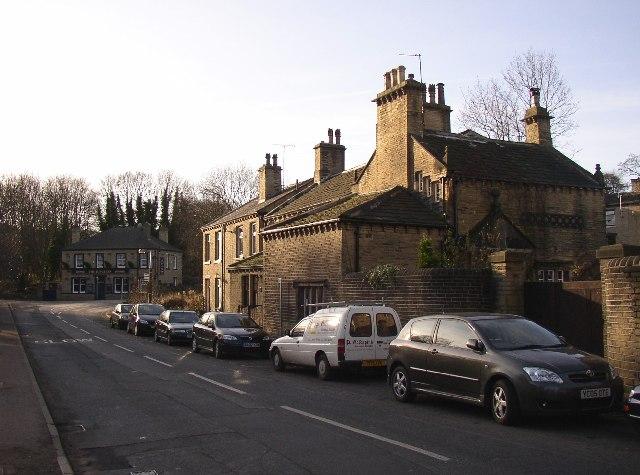 South Lodge, Rastrick Common, Rastrick
