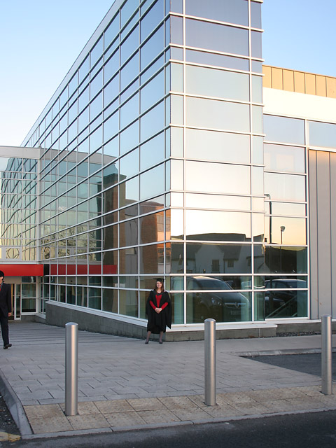 New Management School Building, Lancaster University