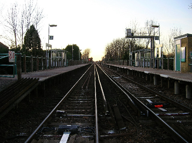 Fishbourne Station