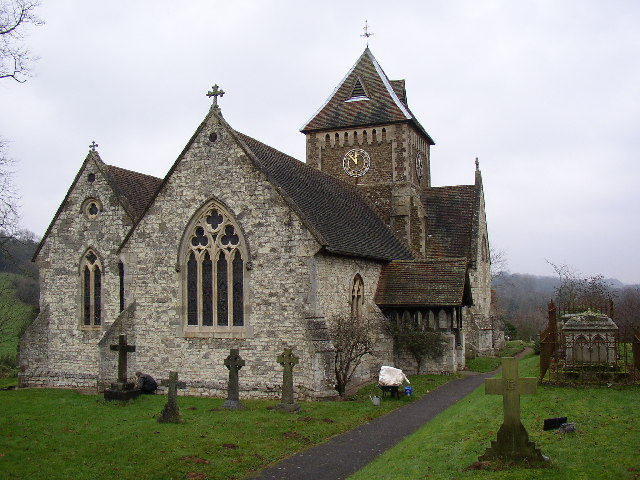 St Laurence's Church, Seale