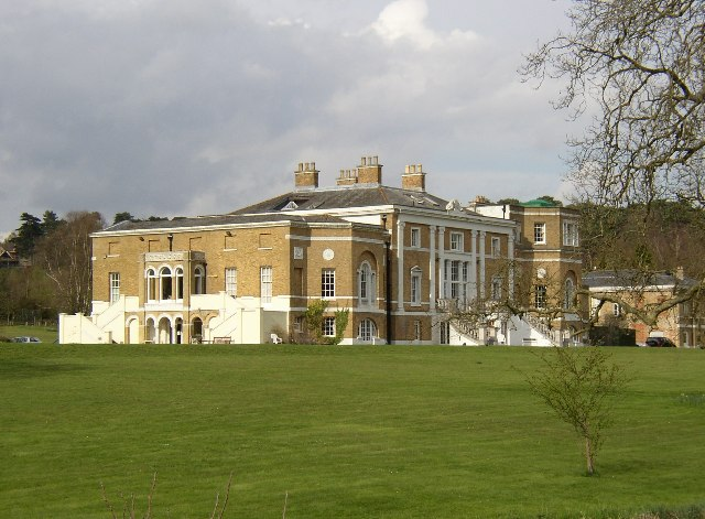 Waverley Abbey House, Farnham