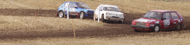 September autocross meeting