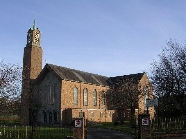 St John's Catholic Church, Barrhead