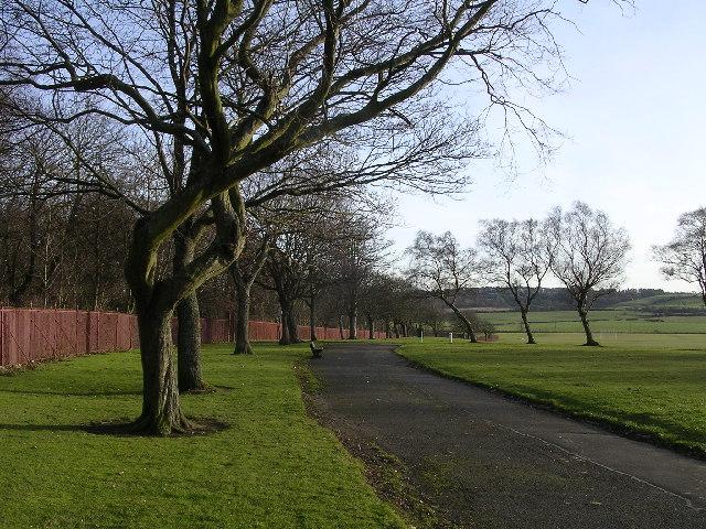 Cowan Park, Barrhead