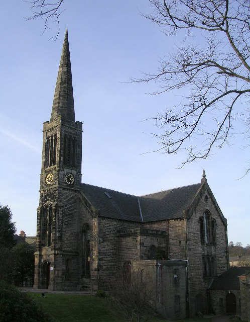 Bourock Parish Church, Barrhead