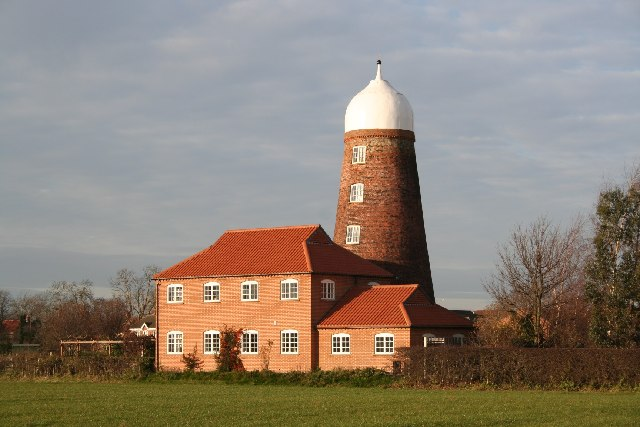 Sutton on Trent Windmill