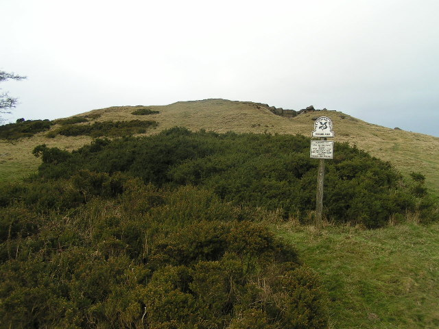 Eccles Pike summit
