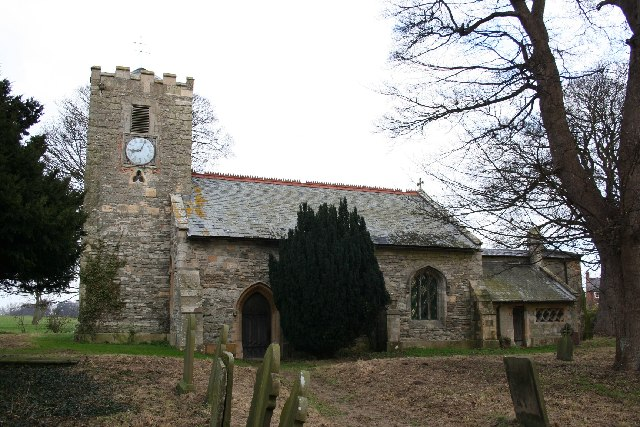 St.Leonard's church, Ragnall
