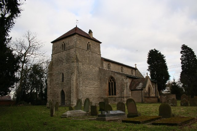 St.Gregory's church, Fledborough