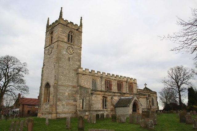 St.Wilfrid's church, Low Marnham