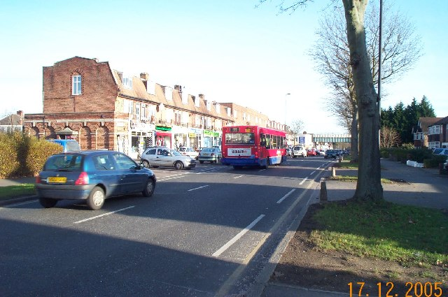 Canons Park: Whitchurch Lane