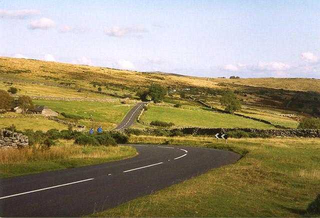 Dartmoor: near Dunna Bridge