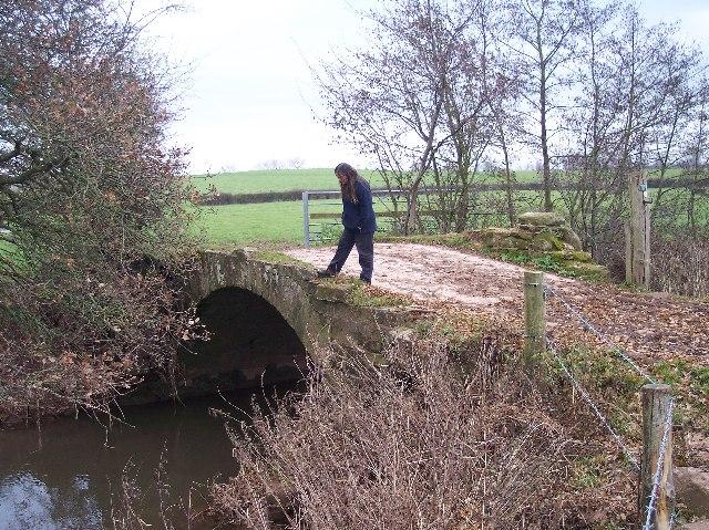 Old Bridge near Everes's Farm