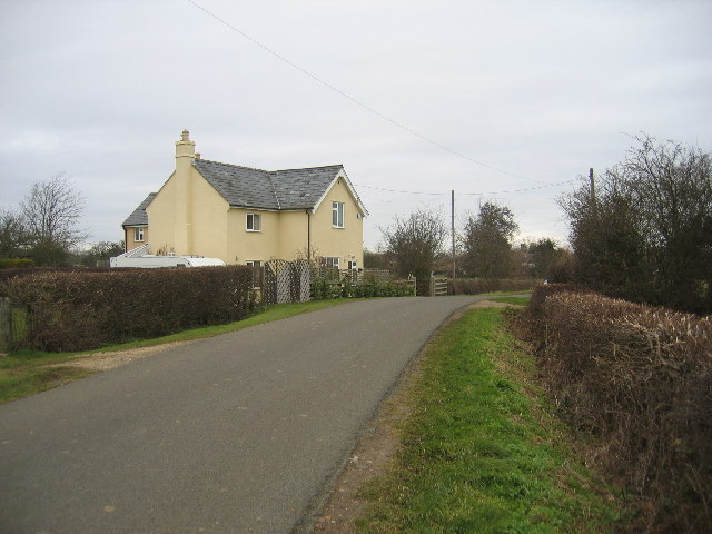 Crossing Cottage, Darlingscott