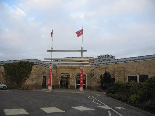 Gaydon car museum