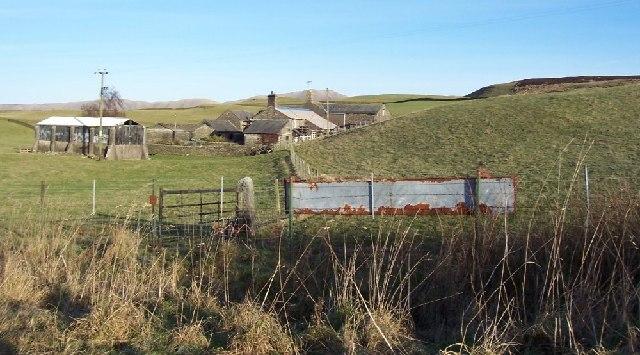 Green Dykes Farm.