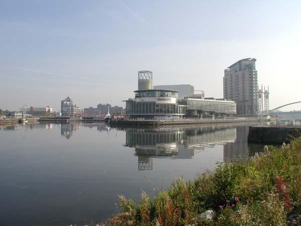 Lowry Centre, Salford Quays