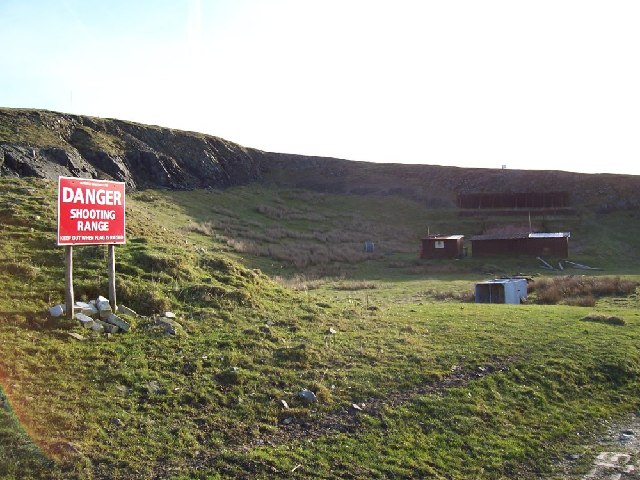 Grayrigg shooting range