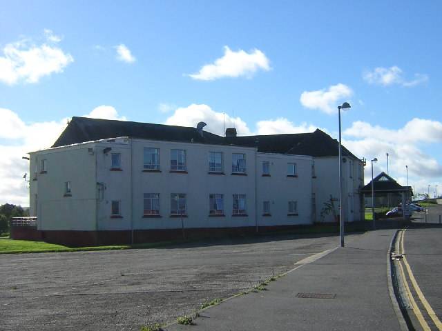 Old Hairmyres Hospital