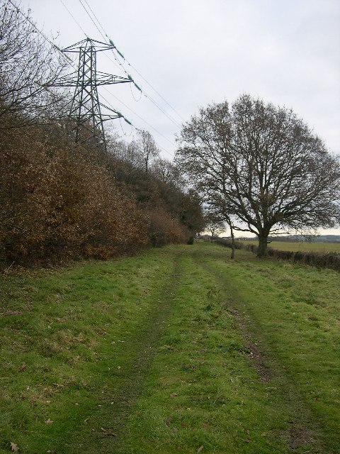 Footpath to Fiddlers Green