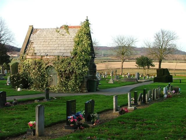 Small Chapel, Guisborough Cemetery