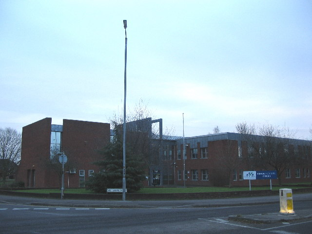 West Wiltshire District Council offices