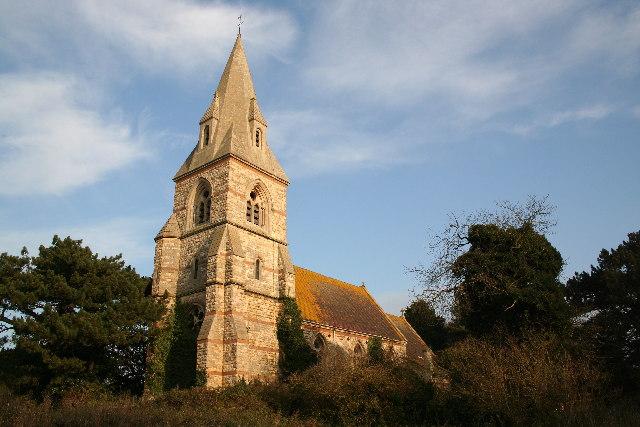 St.Peter's church, Aisthorpe, Lincs.