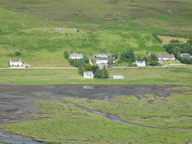 Head of Loch Eyre