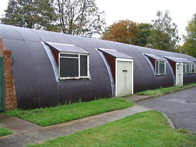 Duxford old Nissen Hut