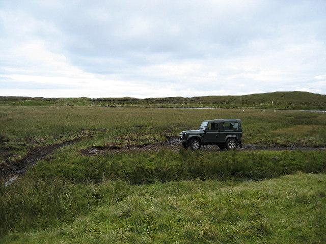 Loch Cuithir Diatomite Mine