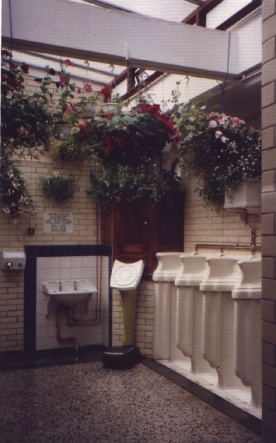 Public Toilets at Nelson Street, Hull